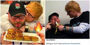 Kevin Is The New Ed! The Most Hilarious Posts Of Ed Sheeran's Security Guard