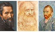 Тест: Узнаете ли вы хотя бы половину художников лишь по трем названиям их картин?