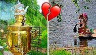 Жизненные фото русского сельского быта, которые точно вызовут у вас ностальгию