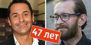 Российские звезды-ровесники: Как они стареют, и кто из них выглядит моложе?