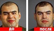 """Как русская армия меняет молодых людей: фото """"До/После"""" в оригинальном фотопроекте"""