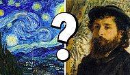 Тест на знание великих мировых художников, который пройдут только высокообразованные люди