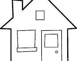 Как правило, домики или здания отражают отношение людей к семейной жизни