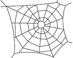 Как правило, паутины рисуют те, кто ощущает, что попал в ловушку