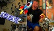 Голод не тётка - и в космосе застанет: Что едят самые настоящие русские космонавты?