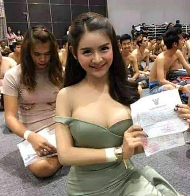 Лотерея и трансгендеры: Как проходит весенний призыв в армию Таиланда