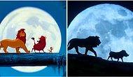 """Покадровое сравнение нового трейлера фильма """"Король Лев"""" с мультфильмом 1994 года"""