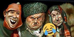 Только те, чьим адресом когда-то был Советский Союз, смогут безошибочно назвать всех комиков того времени!
