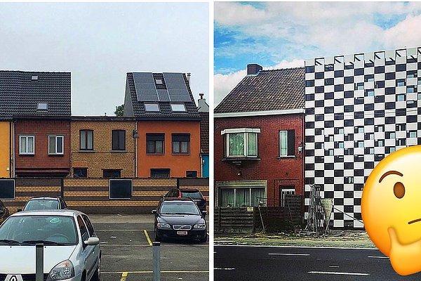 30 жилых домов из Бельгии, которые бы взяли золото на конкурсе самой уродливой архитектуры