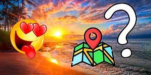 Когда лето не за горами: Пляжный тест, который немного скрасит вам ожидание отпуска:)
