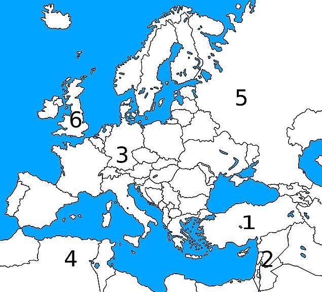 3. Orta Çağ'da yaşasaydın nerede olurdun?
