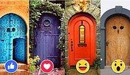 Тест: Выберите дверь, которая, по вашему мнению, приведет вас к счастью