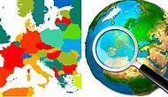 Тест для гениев географии: А вам слабо найти страны на карте на 13/13?