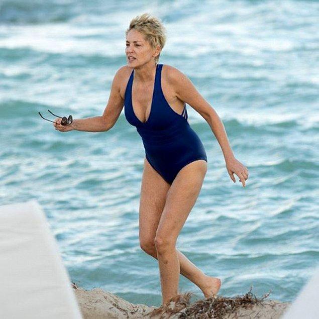 Красивому телу возраст не помеха: Знаменитости с идеальным телом, которым за 50