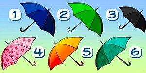 Тест: Выберите зонтик, а мы расскажем о тайнах личности, которые вы скрываете от окружающих