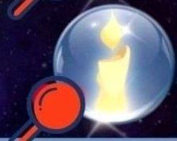 Горящая свеча