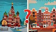 Тест: Сможете ли вы узнать города мира по винтажным постерам?
