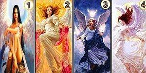 Тест: Выберите ангела и узнайте, какой совет он вам даст