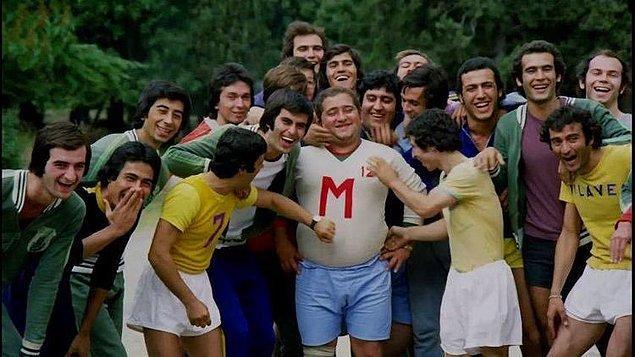 Hababam Sınıfı'nın öğrencileri kaçıp kaçıp hangi takımın maçına giderler?