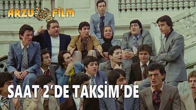 Bu kadar adam Taksim'e neden gidiyor?