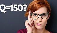 Последний вопрос этого теста увидят только те, чей IQ выше 150! Примете вызов?