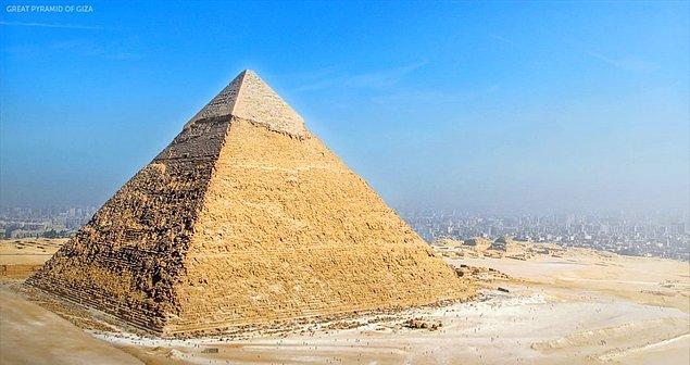 Как на самом деле выглядели 7 чудес древнего мира, и какими мы их видим сегодня