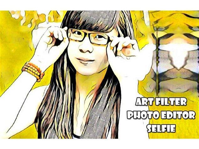 Magic Art Filter Photo Editor