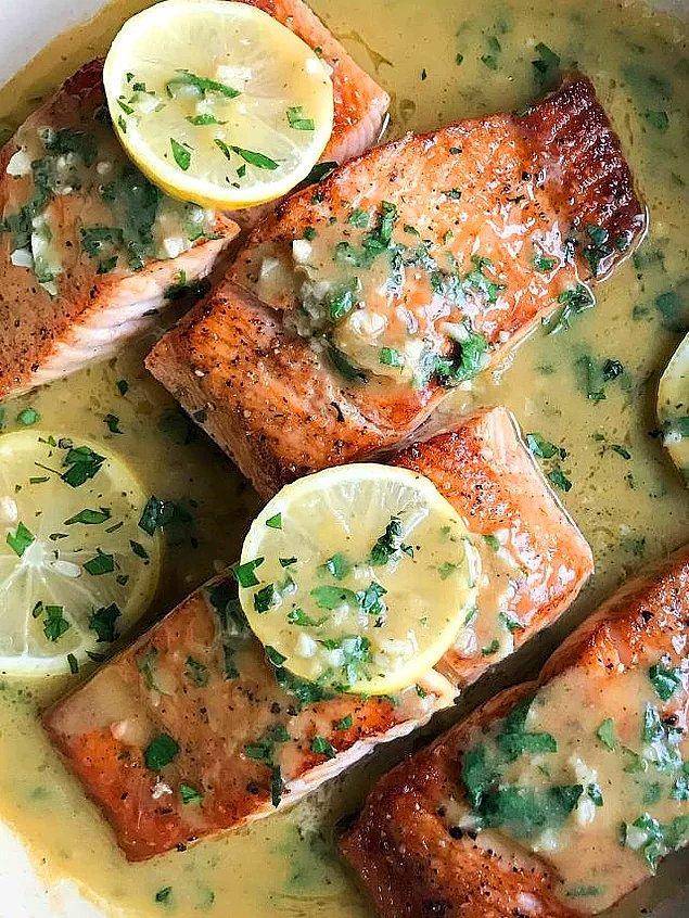 2. Mükemmel bir balık yemeğiyle devam edelim:
