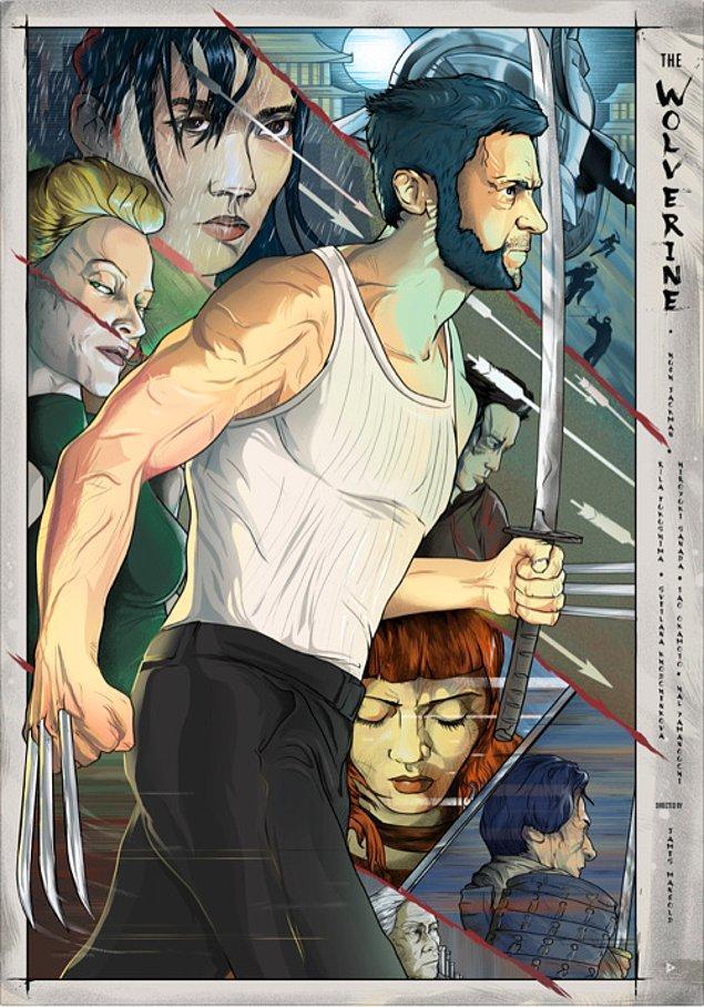 20. The Wolverine
