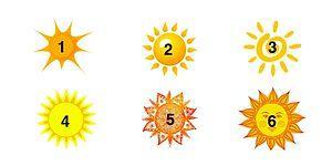 Тест: Выберите солнце, а мы поведаем о вас тайну