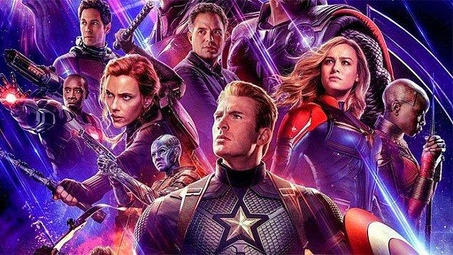 4. Gişedeki 2. hafta sonunun ardından 2.188 milyar dolar hasılata ulaşan Avengers: Endgame, Titanic'i geçerek tüm zamanların en çok hasılat yapan 2. filmi oldu.
