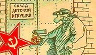28 сатирических карикатур из советского журнала «Крокодил»: и посмеяться, и задуматься
