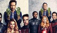 Как выглядел бы каст «Мстителей», если бы их снимали в 90-х