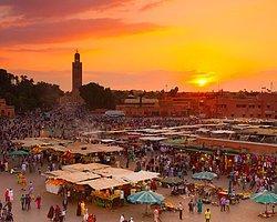 Вам нужно отправиться в Марракеш (Марокко)!