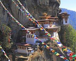 Вам нужно отправиться в Бутан!