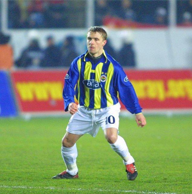 11. Serhii Rebrov / Ferencvárosi TC - Macaristan