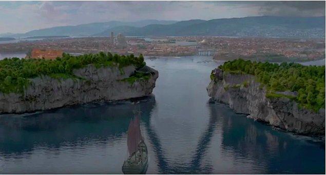 В сети появились новые кадры «до и после» наложения спецэффектов из «Игры престолов» (+Бонусное видео)