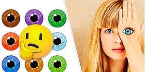 Тест: Угадаем ваш цвет глаз, исходя из предпочтений, о которых вы нам расскажете
