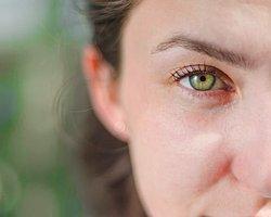 У вас зелёные глаза!
