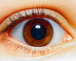 У вас карие глаза!
