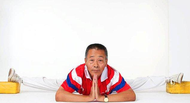 13. 67 yaşından sonra spora başlayıp kendini okuduğu kitaplar ve izlediği videolarla geliştiren Gao Minyuan resmen bir ilham kaynağı değil mi?