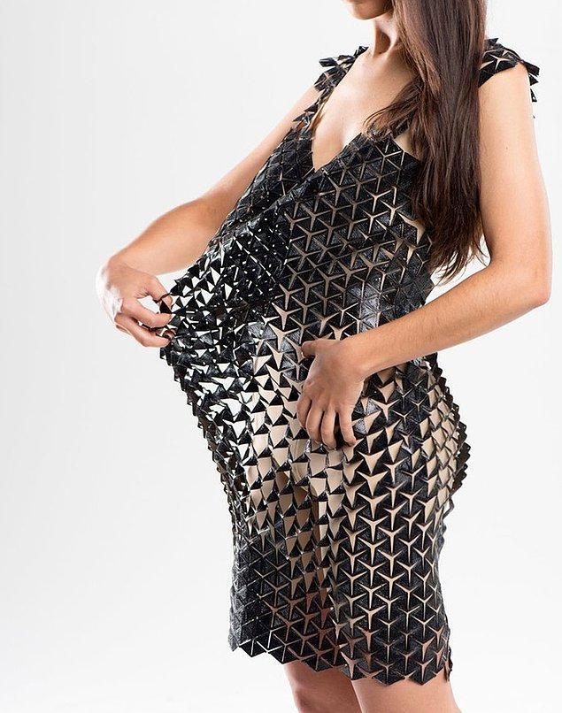 Geleceğin elbisesi?