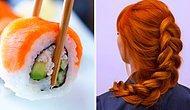 Тест: Приготовьте суши, а мы попробуем угадать, какого цвета ваши волосы