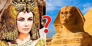 Тест: Вы настоящий египтолог, если разгадаете 15 загадок этой древней цивилизации