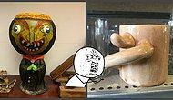 """Фото предметов с барахолки, увидя которые хочется произнести: """"Ну что за дичь?"""""""
