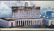 """""""Сапер"""", путч и Борис Ельцин: 90-е в рисунках петербужской художницы"""