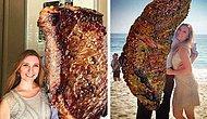 Просто кусок мяса: Женщина вместо того, чтобы выкинуть фотографии с бывшим, заменила его на стейк