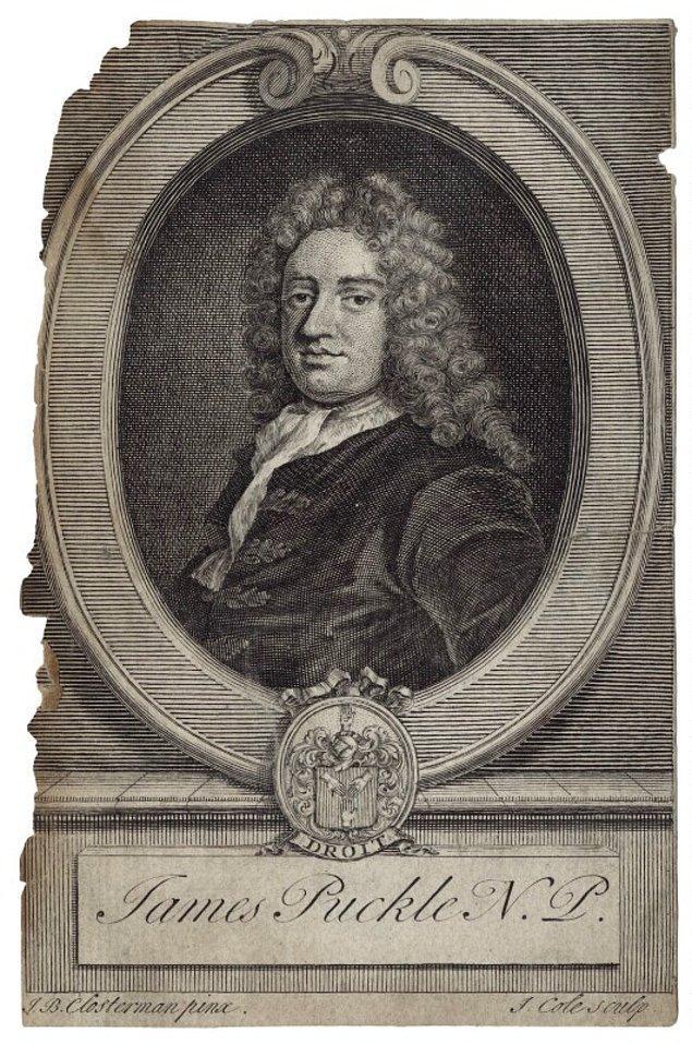 1718 - Londralı avukat James Puckle, makineli tüfeği icat etti.