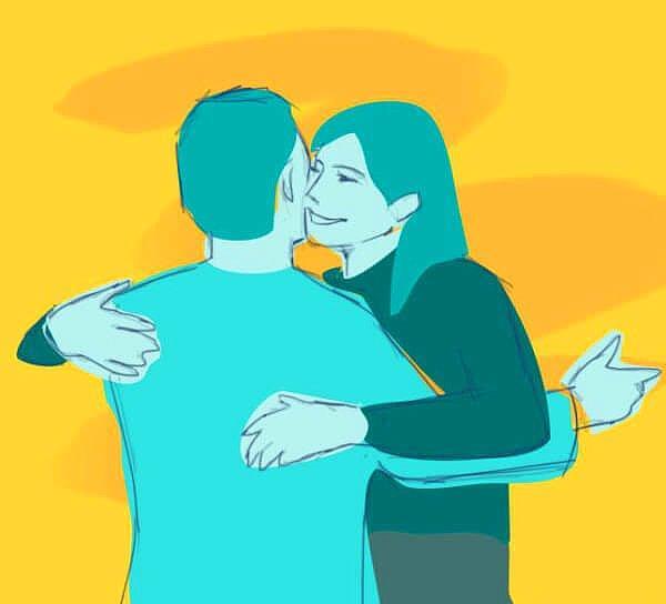 Image result for Тест: Что обнимашки расскажут о ваших отношениях?