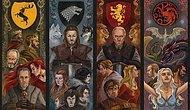 """Тест: Выберите полюбившиеся вам образы из """"Игры престолов"""", а мы определим вас в один из великих домов Вестероса ⚔"""